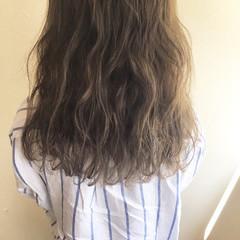 スタイリング 簡単スタイリング 大人かわいい パーマ ヘアスタイルや髪型の写真・画像