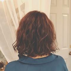 オフィス 冬 デート 大人かわいい ヘアスタイルや髪型の写真・画像
