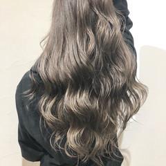 成人式 ヘアアレンジ アウトドア ロング ヘアスタイルや髪型の写真・画像