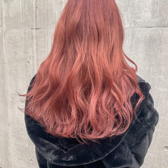 ミルクティーベージュ ハイトーンカラー ピンクベージュ 透明感カラー ヘアスタイルや髪型の写真・画像