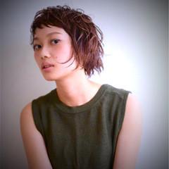 ナチュラル ショート ヘアアレンジ 大人女子 ヘアスタイルや髪型の写真・画像