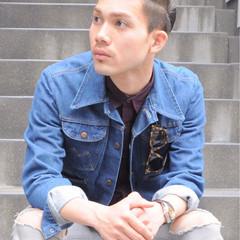 モテ髪 ストリート 外国人風 ボーイッシュ ヘアスタイルや髪型の写真・画像