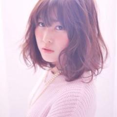 大人かわいい 暗髪 大人女子 ガーリー ヘアスタイルや髪型の写真・画像