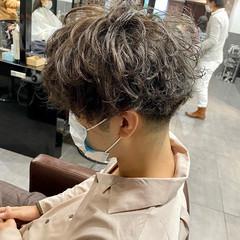 メンズマッシュ メンズカット ストリート メンズ ヘアスタイルや髪型の写真・画像