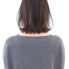ボブ 外ハネボブ アンニュイほつれヘア 外ハネ ヘアスタイルや髪型の写真・画像