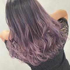 ブリーチ ハイライト フェミニン 髪質改善トリートメント ヘアスタイルや髪型の写真・画像