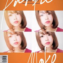 ヴィーナスコレクション フェミニン モテボブ モテ髪 ヘアスタイルや髪型の写真・画像