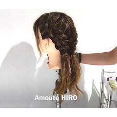 デート 梅雨 ガーリー 雨の日 ヘアスタイルや髪型の写真・画像