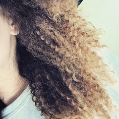 パーマ ヘアスタイルや髪型の写真・画像