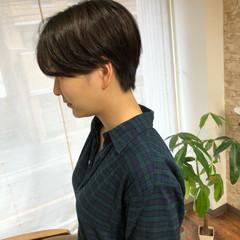 モード ショートヘア 小顔ショート ショート ヘアスタイルや髪型の写真・画像