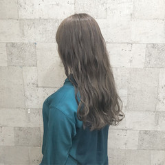 外国人風 ダブルカラー 外国人風カラー ナチュラル ヘアスタイルや髪型の写真・画像