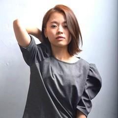 黒髪 モード 暗髪 アンニュイ ヘアスタイルや髪型の写真・画像