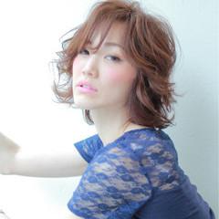 大人女子 ニュアンス 色気 フェミニン ヘアスタイルや髪型の写真・画像