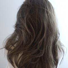 ロング 3Dカラー ストリート 外国人風カラー ヘアスタイルや髪型の写真・画像