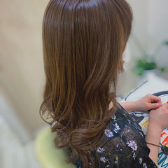 巻き髪 韓国ヘア エレガント ヨシンモリ ヘアスタイルや髪型の写真・画像