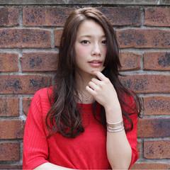 かわいい アンニュイ 大人かわいい ナチュラル ヘアスタイルや髪型の写真・画像