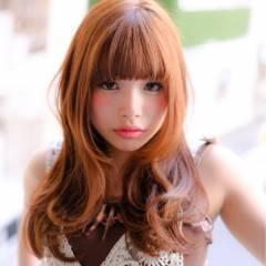 モテ髪 ゆるふわ コンサバ セミロング ヘアスタイルや髪型の写真・画像