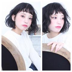 黒髪 ナチュラル 冬 色気 ヘアスタイルや髪型の写真・画像