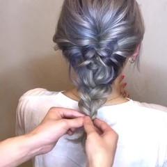 デート ロング ガーリー 大人かわいい ヘアスタイルや髪型の写真・画像