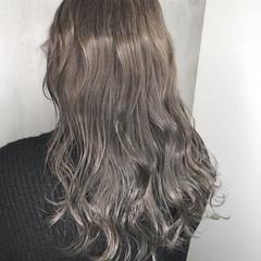 ロング オフィス ナチュラル ヘアアレンジ ヘアスタイルや髪型の写真・画像