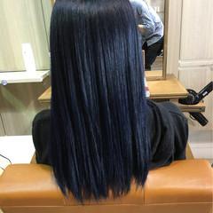 アッシュ ガーリー ジェンダーレス グラデーションカラー ヘアスタイルや髪型の写真・画像
