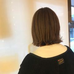 アンニュイほつれヘア ストリート オフィス デート ヘアスタイルや髪型の写真・画像