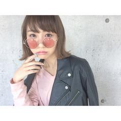 色気 こなれ感 渋谷系 小顔 ヘアスタイルや髪型の写真・画像