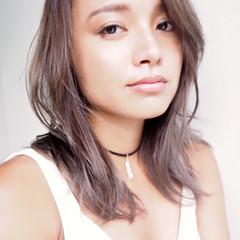 ラフ グラデーションカラー 夏 ストリート ヘアスタイルや髪型の写真・画像