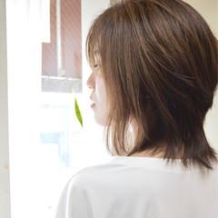 ナチュラル オフィス デート 透明感 ヘアスタイルや髪型の写真・画像