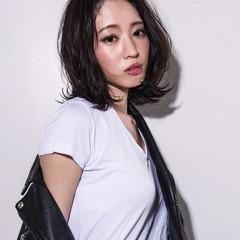 ストリート 大人女子 色気 秋 ヘアスタイルや髪型の写真・画像
