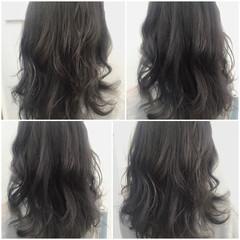 ストリート ブラウン 暗髪 外国人風 ヘアスタイルや髪型の写真・画像
