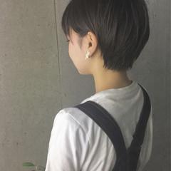 ナチュラル ラフ ストリート 透明感 ヘアスタイルや髪型の写真・画像