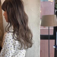 透明感 ナチュラル 外国人風カラー デート ヘアスタイルや髪型の写真・画像