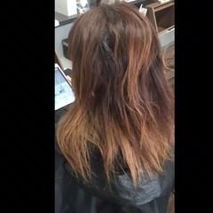 髪質改善 ロング ナチュラル 髪質改善トリートメント ヘアスタイルや髪型の写真・画像