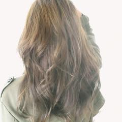 アッシュ ストリート マット 大人かわいい ヘアスタイルや髪型の写真・画像