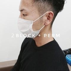 ショートヘア メンズカット パーマ スパイラルパーマ ヘアスタイルや髪型の写真・画像