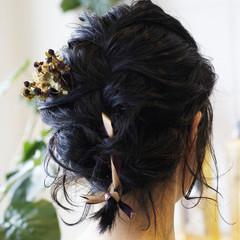 涼しげ ボブ 夏 結婚式 ヘアスタイルや髪型の写真・画像