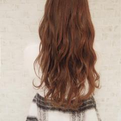 ピンク ナチュラル グレージュ 外国人風 ヘアスタイルや髪型の写真・画像
