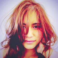 卵型 渋谷系 秋 大人かわいい ヘアスタイルや髪型の写真・画像