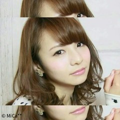 ミディアム 爽やか 大人かわいい パーマ ヘアスタイルや髪型の写真・画像