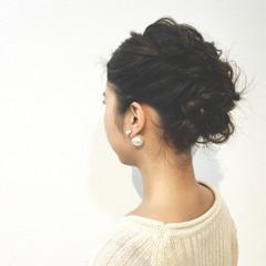 ゆるふわ 大人かわいい ヘアアレンジ 外国人風 ヘアスタイルや髪型の写真・画像