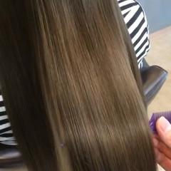 エレガント 秋 透明感 上品 ヘアスタイルや髪型の写真・画像