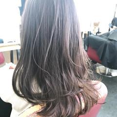 圧倒的透明感 透明感 イルミナカラー 透明感カラー ヘアスタイルや髪型の写真・画像