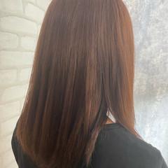 髪質改善カラー 髪質改善トリートメント ナチュラル 髪質改善 ヘアスタイルや髪型の写真・画像