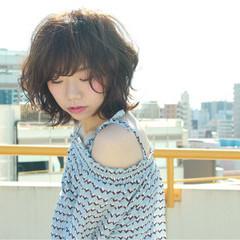 色気 モード 小顔 大人女子 ヘアスタイルや髪型の写真・画像