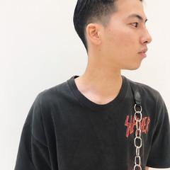 モード メンズショート メンズヘア メンズカット ヘアスタイルや髪型の写真・画像