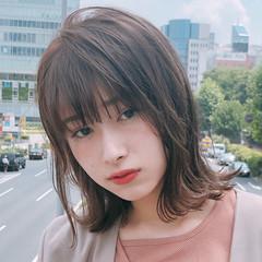 大人かわいい 愛され アンニュイほつれヘア オフィス ヘアスタイルや髪型の写真・画像