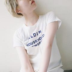 外国人風 外国人風カラー スポーツ ナチュラル ヘアスタイルや髪型の写真・画像