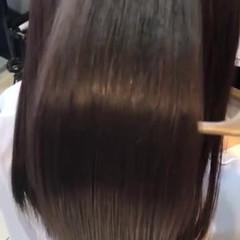 ヘアアレンジ ナチュラル 髪質改善トリートメント 髪質改善 ヘアスタイルや髪型の写真・画像