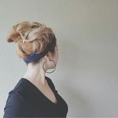 ヘアアレンジ ロング 大人女子 秋 ヘアスタイルや髪型の写真・画像